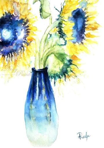 Cambridge Sunflowers