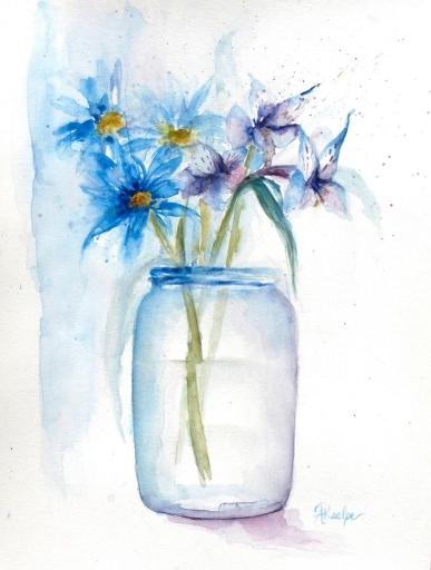 Blue Lavender_ Andrea Realpe